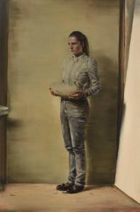Doet in de handel 2,7 miljoen euro, de kunstenaar zelf houdt er 12.500 over aan de verkoop.
