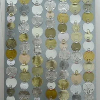 soepdeksels blikjes. serie ritme en vorm. op zinkplaat. 100 x 75.jpg