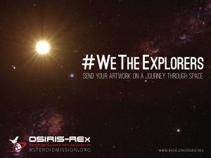 WeTheExplorers-NASAgovOREx