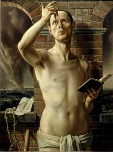 carel willink zelfportret
