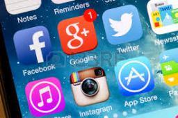 iconen social media