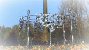 margot berkman, kunst in de ooenbare ruimte. Kunst op straat Brabant.