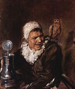 Frans Hals- Malle Babbe