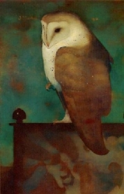 Jan Mankes, Grote uil op scherm