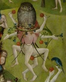 Jeroen Bosch , Blodewedd, uil figuren
