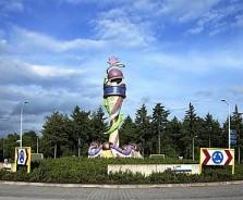 totem modern bij Toverland