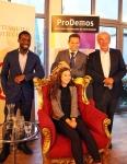 Winnaar Pimp de Troonrede 2016 ProDemos