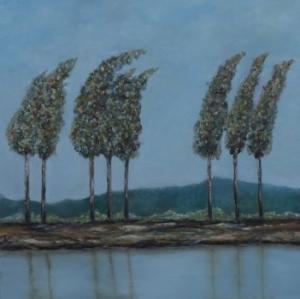 Hoge bomen vangen veel wind. Hilda Swinkels.